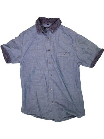 Camisa de manga corta niño TWISTEDSOUL azul 14 años verano #1311300_1