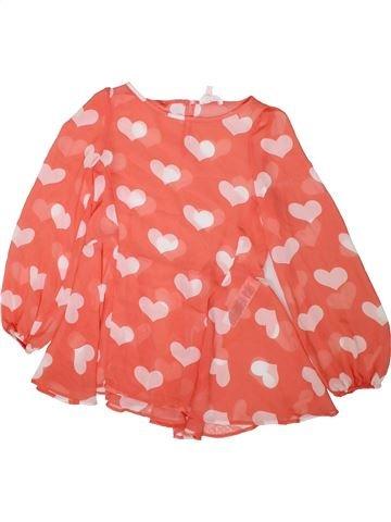 Blusa de manga larga niña WEAR WITH LOVE rosa 10 años verano #1311379_1