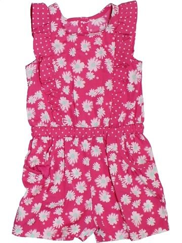 Combinación corta niña MATALAN rosa 18 meses verano #1311386_1