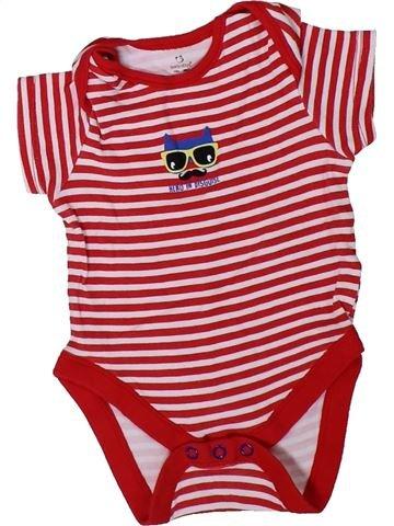 Camiseta de manga corta niño PRIMARK rojo 6 meses verano #1311391_1