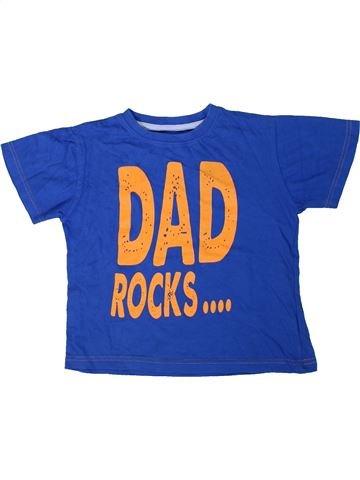 Camiseta de manga corta niño PRIMARK azul 7 años verano #1311414_1