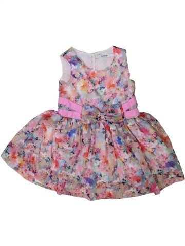 Vestido niña GEORGE violeta 18 meses verano #1311426_1