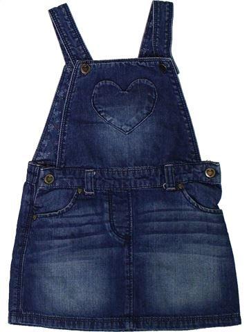 Vestido niña TU azul 3 años verano #1311432_1