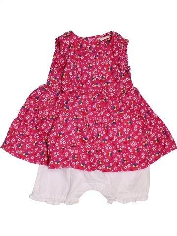Combinación corta niña MINI CLUB rosa 3 meses verano #1311488_1
