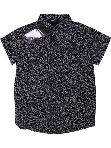Camisa de manga corta niño GEORGE negro 5 años verano #1311520_1