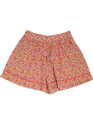 Short-Bermudas niña NEXT naranja 12 años verano #1311535_1