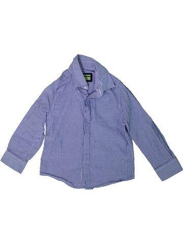 Camisa de manga larga niño NEXT azul 3 años invierno #1311544_1