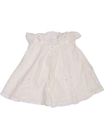 Vestido niña MAMAS & PAPAS blanco 9 meses verano #1311562_1