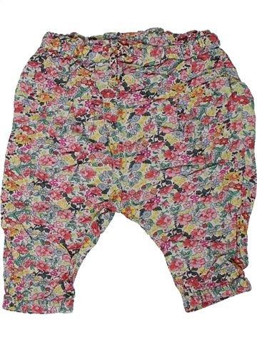 Pantalón niña NEXT rosa 6 meses verano #1311587_1
