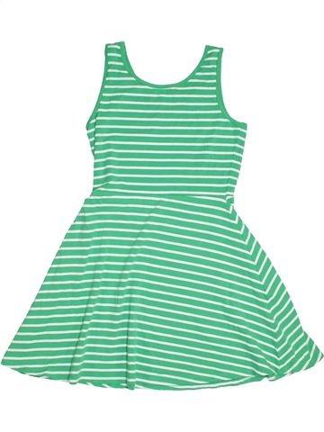Vestido niña NEXT verde 10 años verano #1311615_1