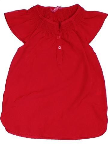 Blusa de manga corta niña PRIMARK rojo 7 años verano #1311625_1
