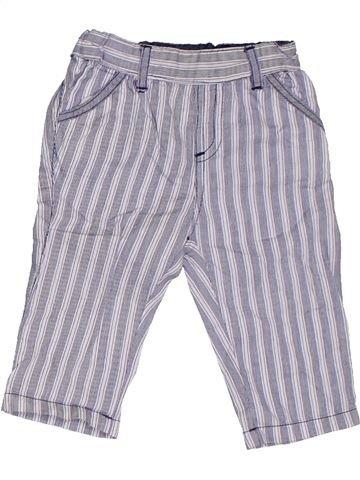 Pantalón niño SANS MARQUE gris 3 meses verano #1311630_1