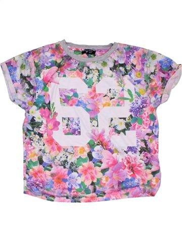 Camiseta de manga corta niña NEW LOOK rosa 11 años verano #1311669_1