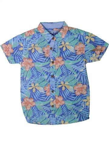 Camisa de manga corta niño PRIMARK azul 6 años verano #1311744_1