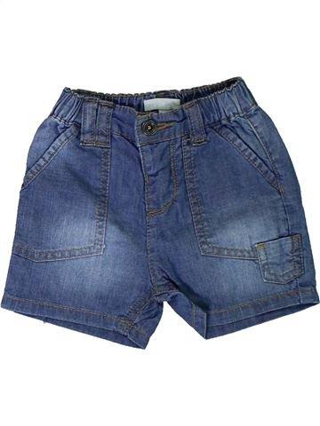 Short-Bermudas niño GRAIN DE BLÉ azul 6 meses verano #1311747_1