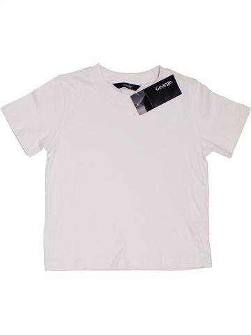 Camiseta de manga corta niño GEORGE blanco 2 años verano #1311782_1
