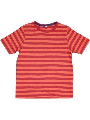 Camiseta de manga corta niño MARKS & SPENCER rosa 7 años verano #1311786_1