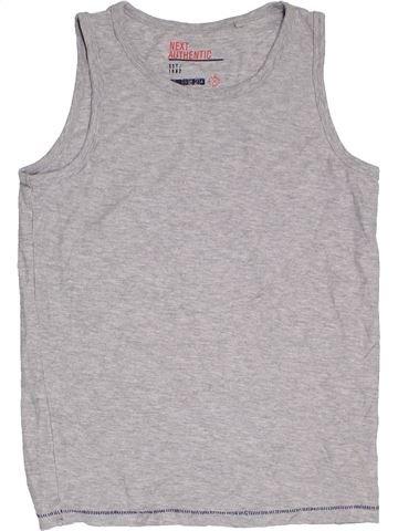 Top - Camiseta de tirantes niño NEXT gris 12 años verano #1311825_1