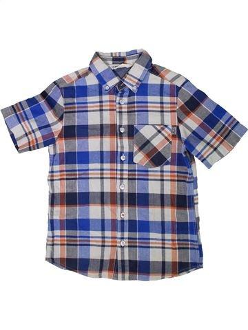 Camisa de manga corta niño H&M gris 9 años verano #1311834_1