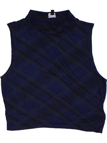 Camiseta sin mangas niña NEW LOOK negro 13 años verano #1311851_1