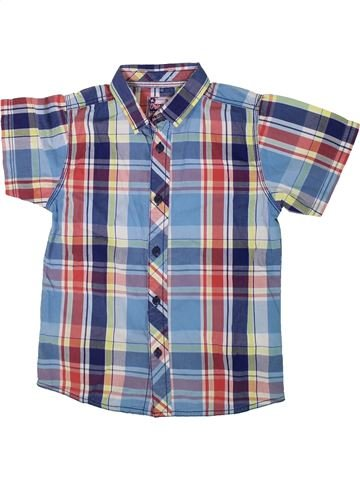 Camisa de manga corta niño TU gris 8 años verano #1311867_1
