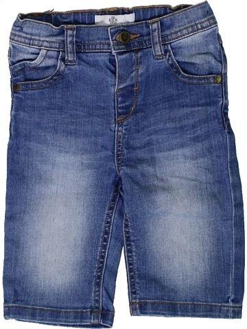 Short-Bermudas niña MARKS & SPENCER azul 4 años verano #1311876_1