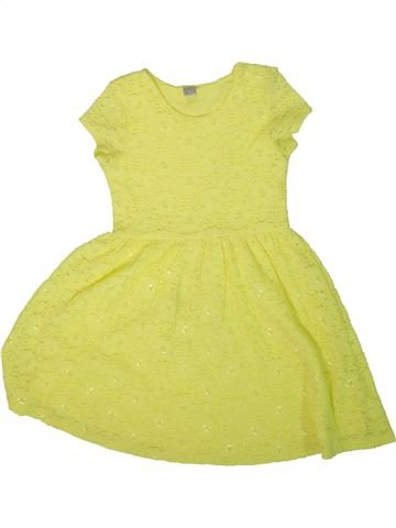 Vestido niña TU amarillo 7 años verano #1311959_1