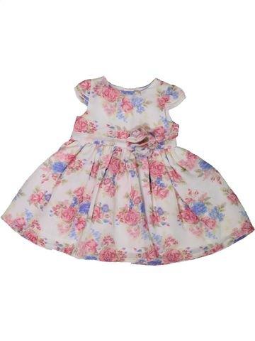 Vestido niña GEORGE gris 3 meses verano #1311972_1