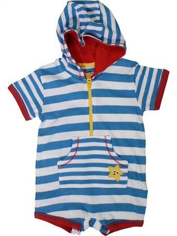 Combinación corta niño MARKS & SPENCER azul 3 meses verano #1311974_1