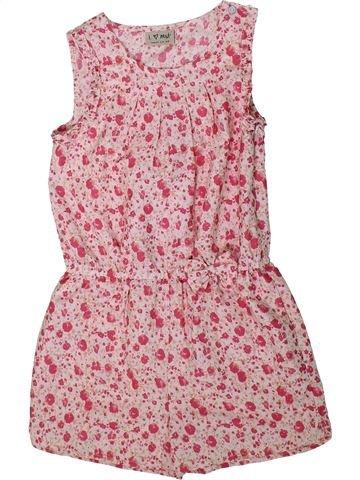 Combinación corta niña NEXT rosa 8 años verano #1311993_1
