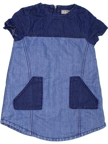 Vestido niña NEXT azul 3 años verano #1312031_1