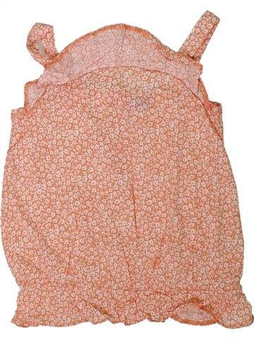 Blusa de manga corta niña F&F rosa 5 años verano #1312039_1