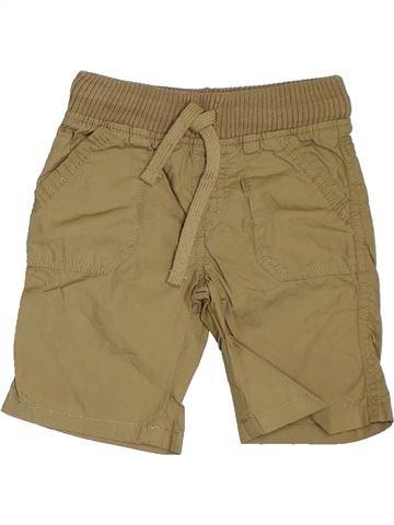 Short-Bermudas niño MARKS & SPENCER marrón 3 años verano #1312049_1