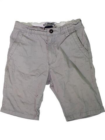 Short-Bermudas niño NEXT gris 10 años verano #1312059_1