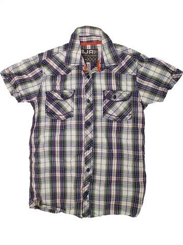 Camisa de manga corta niño ROCHA JOHN ROCHA violeta 13 años verano #1312189_1