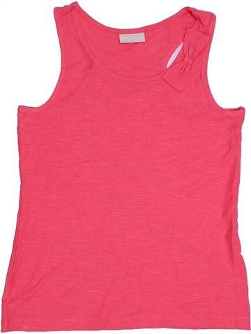 Camiseta sin mangas niña I LOVE GIRLSWEAR rosa 11 años verano #1313044_1