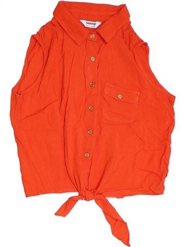 Blusa de manga corta niña TAMMY rojo 13 años verano #1315193_1