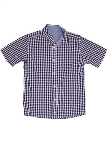 Camisa de manga corta niño DUNNES STORES gris 8 años verano #1319545_1
