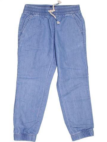 Pantalon fille GAP bleu 7 ans été #1320062_1