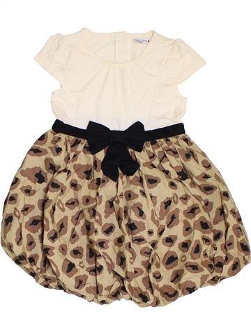 Vestido niña LADYBIRD marrón 7 años verano #1320305_1