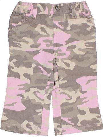 Pantalón niña LEVI'S rosa 12 meses verano #1321029_1