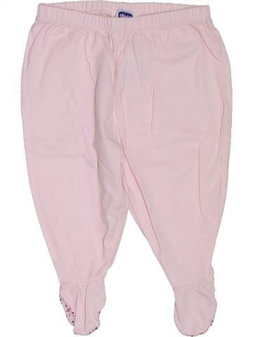 Pantalon fille CHICCO rose 3 mois été #1321337_1