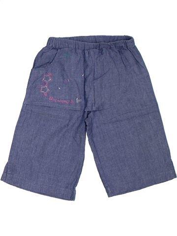 Pantalón niña TOUT COMPTE FAIT azul 6 meses verano #1321338_1