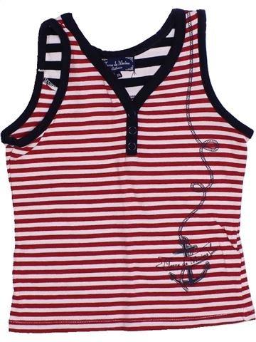 Camiseta sin mangas niña TERRE DE MARINS marrón 2 años verano #1321707_1