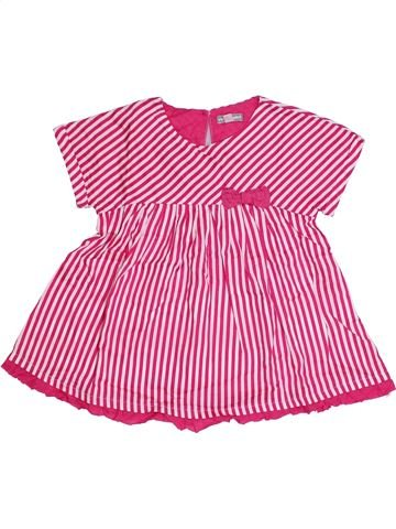 Robe fille VERTBAUDET rose 6 ans été #1323061_1