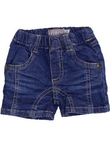 Short - Bermuda garçon BOBOLI bleu 1 mois été #1323156_1