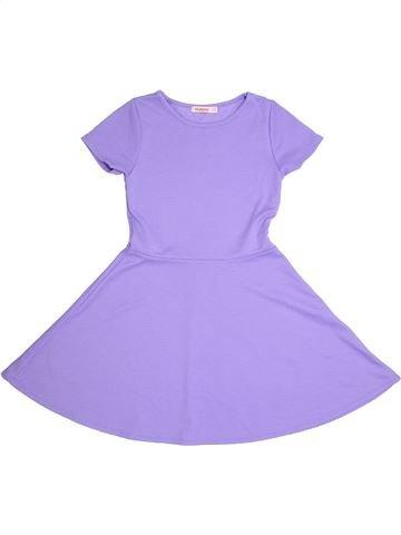 Vestido niña BLUEZOO violeta 9 años verano #1323859_1