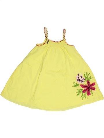Robe fille CHIPIE jaune 5 ans été #1323979_1