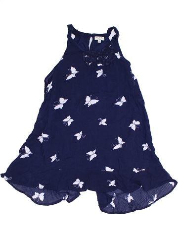 Vestido niña ELIANE ET LENA azul 8 años verano #1325433_1