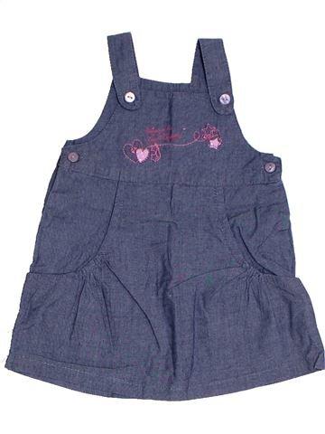 Vestido niña TOUT COMPTE FAIT azul 3 meses verano #1325582_1